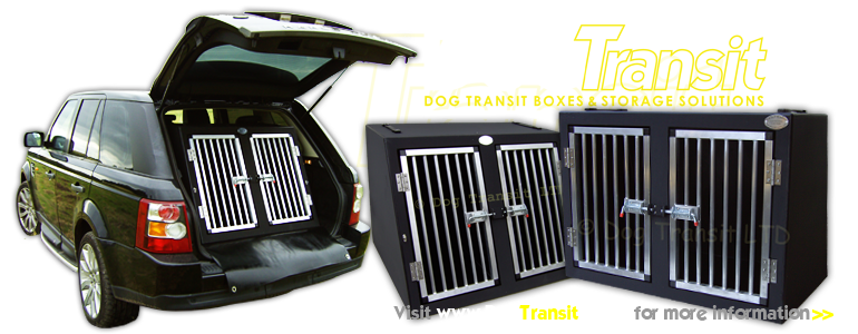 Dog Transit UK - Dog Transit Boxes