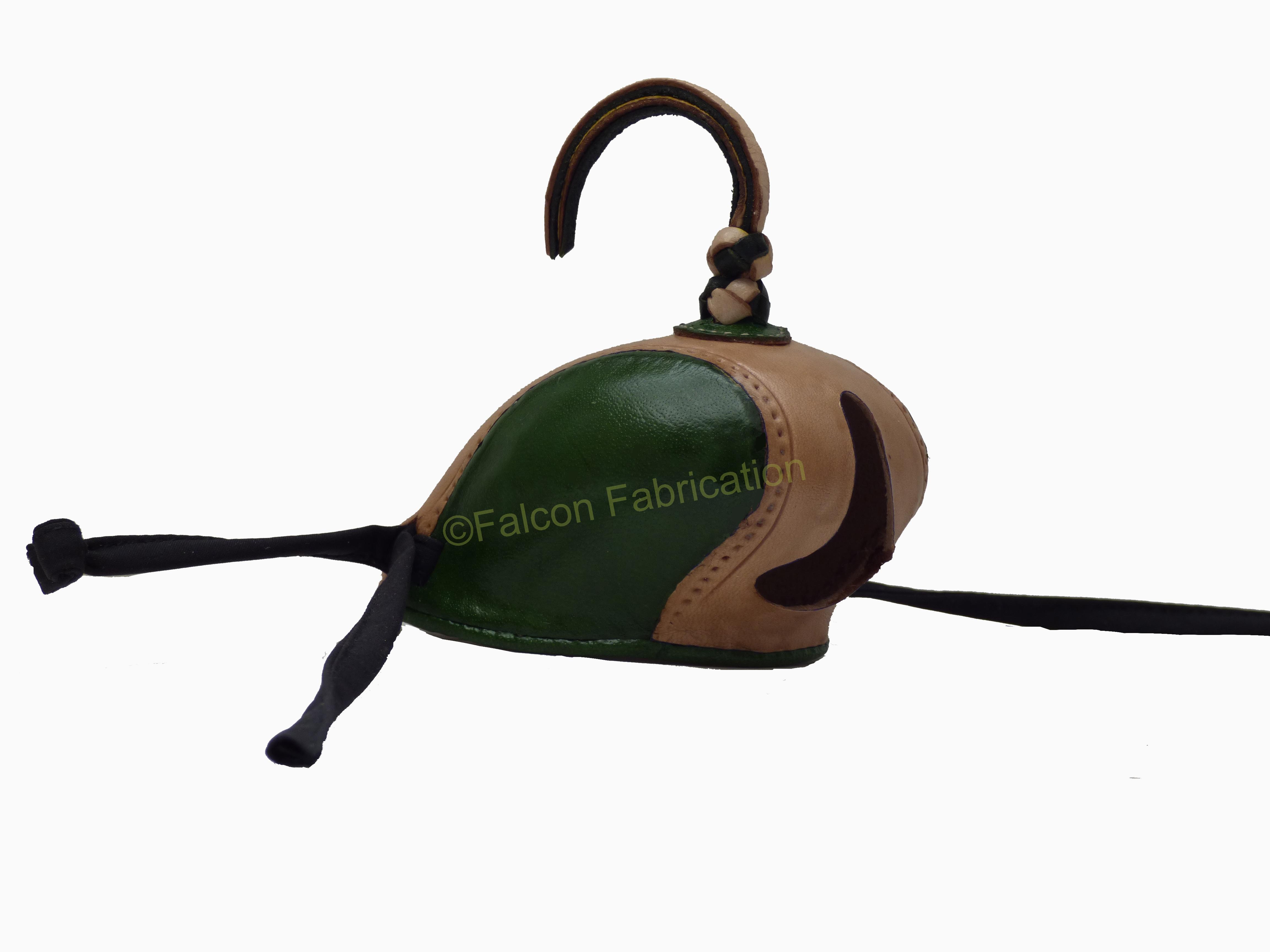 green hood